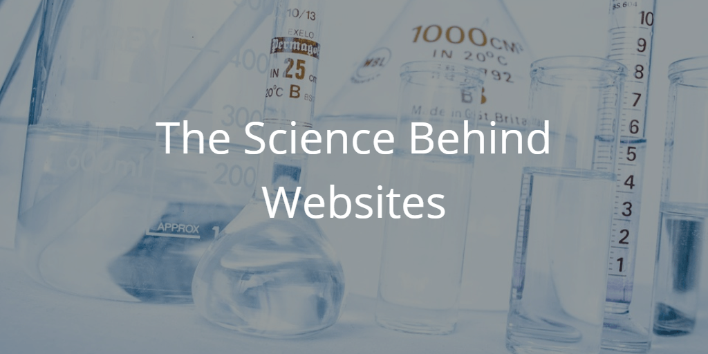 science behind website