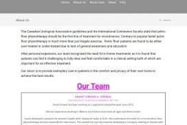 Femme PhysioCare About Us