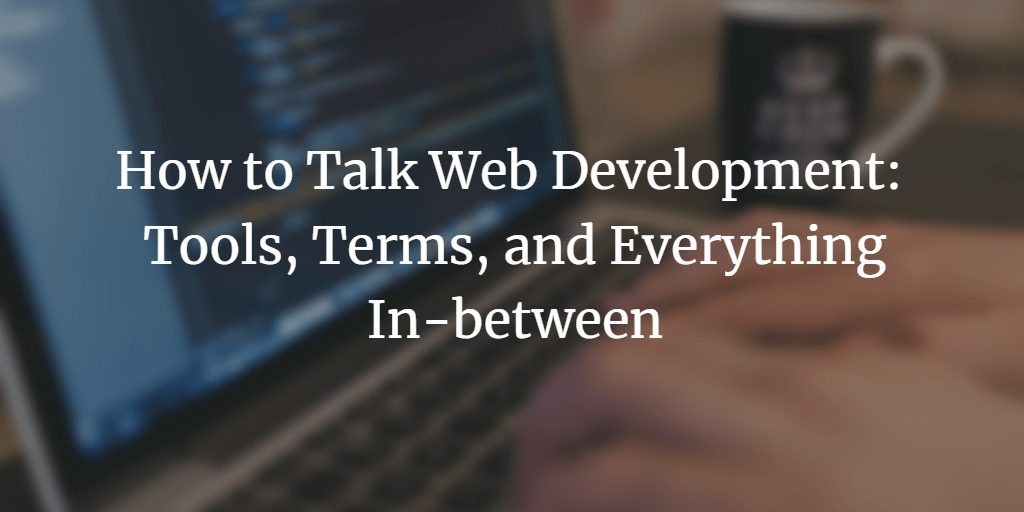 web develpment terms - featured