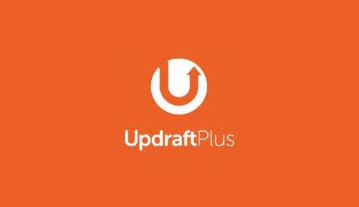 updraftplus free plugin
