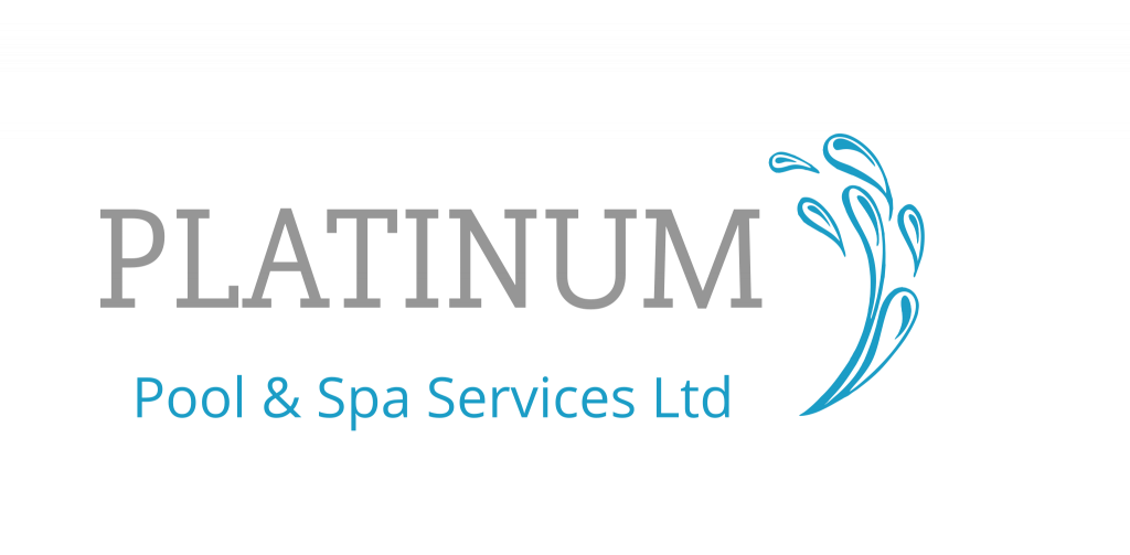 platinum pool and spa logo
