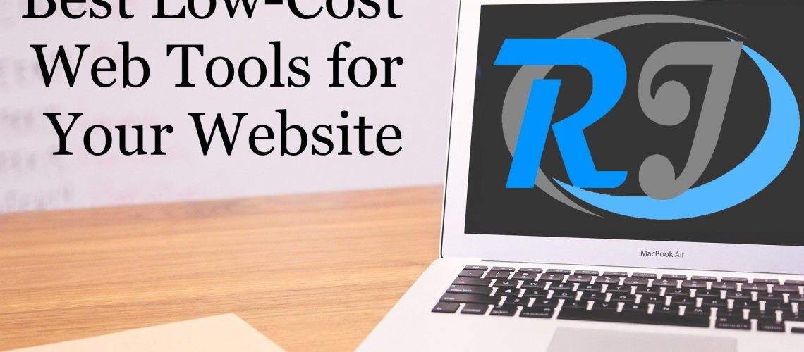 best low-cost tools for your website