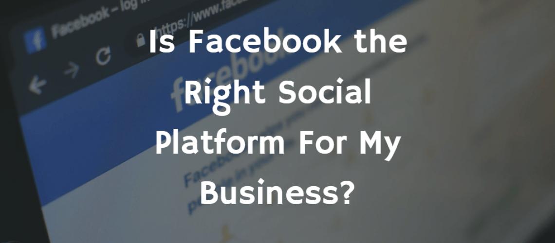 facebook social media platform for me
