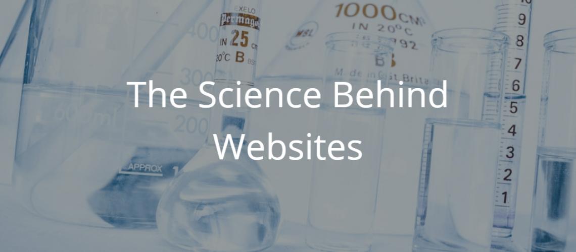 science behind website